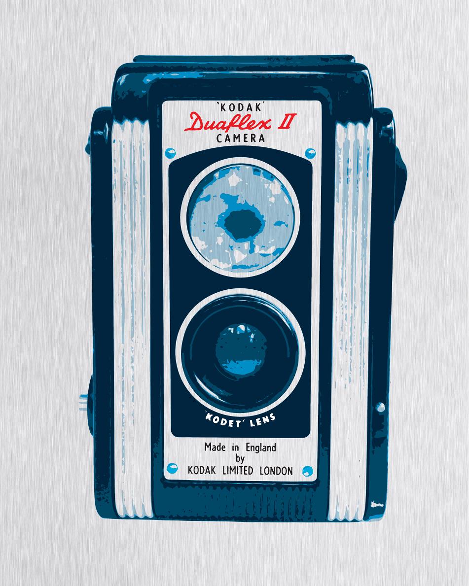 Metallic Kodak Duraflex