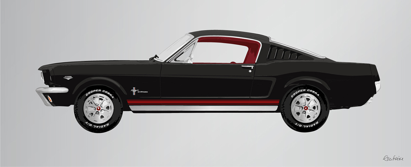 Ford Mustang 289GT
