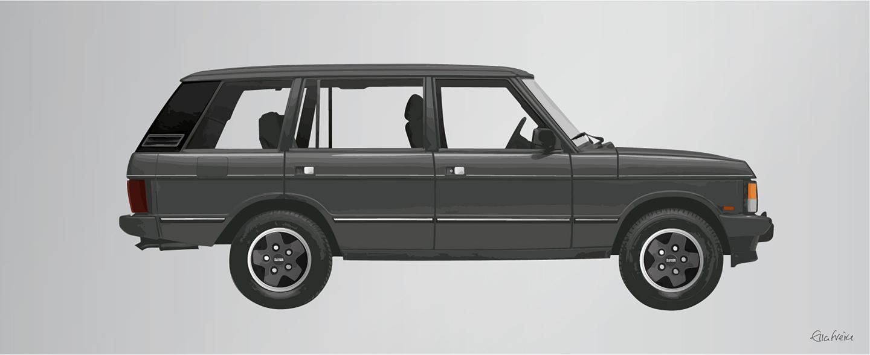 1994 Range Rover LSE