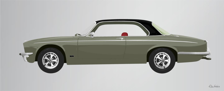 1977 Jaguar XJC