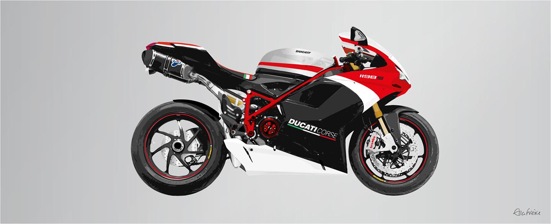 Ducati Corse 1198s