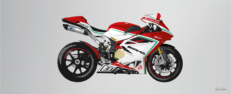 Ducati MV Agusta