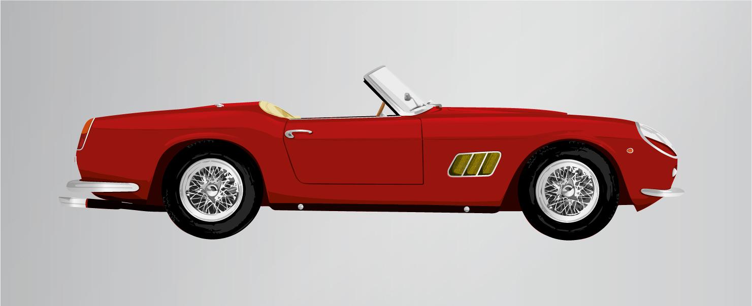 Ferrari California Spyder
